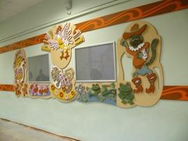 Школьные стенды своими руками фото